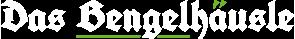 Das Bengelhäusle Logo